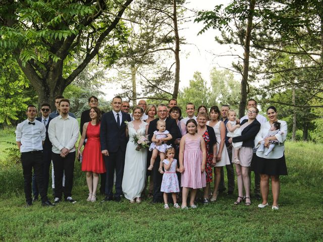 Le mariage de Rémy et Jordane à Ensisheim, Haut Rhin 171