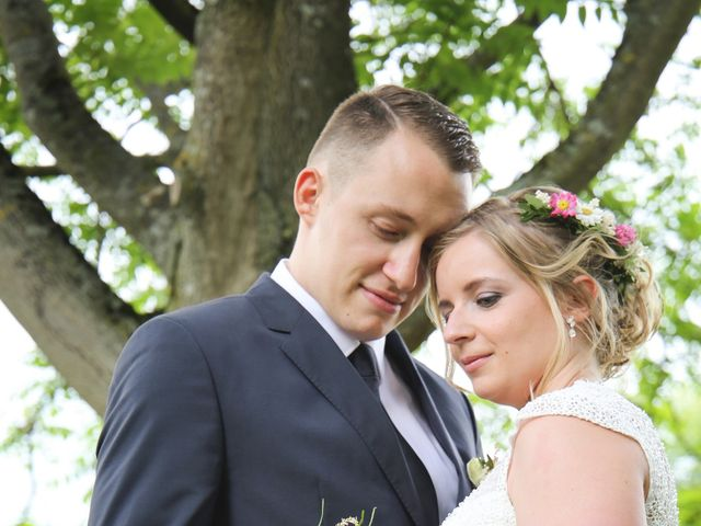 Le mariage de Rémy et Jordane à Ensisheim, Haut Rhin 186