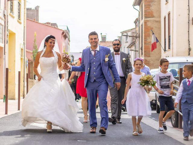 Le mariage de Matthieu et Rachelle à Le Soler, Pyrénées-Orientales 10