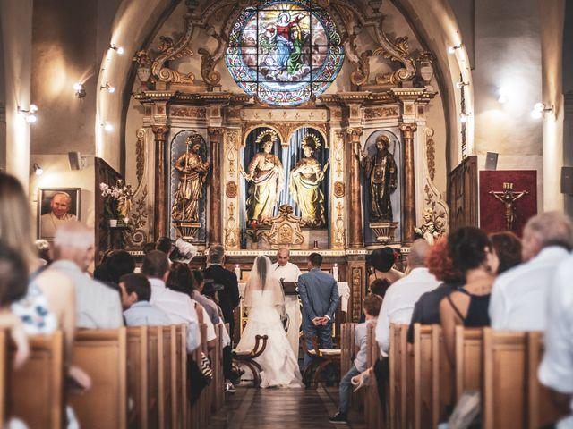 Le mariage de Matthieu et Rachelle à Le Soler, Pyrénées-Orientales 12