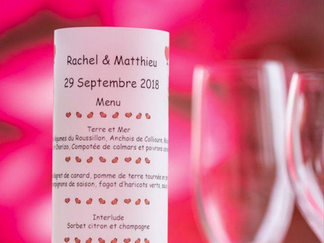 Le mariage de Matthieu et Rachelle à Le Soler, Pyrénées-Orientales 35