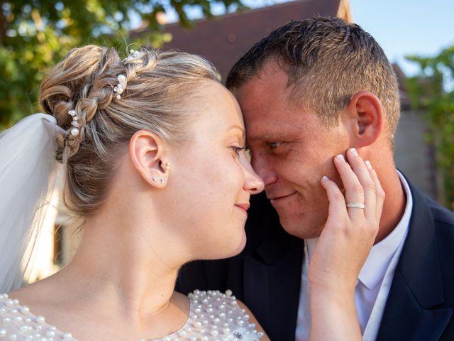 Le mariage de Romain et Sarah à Cosne-d'Allier, Allier 1