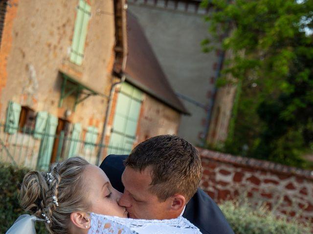 Le mariage de Romain et Sarah à Cosne-d'Allier, Allier 3