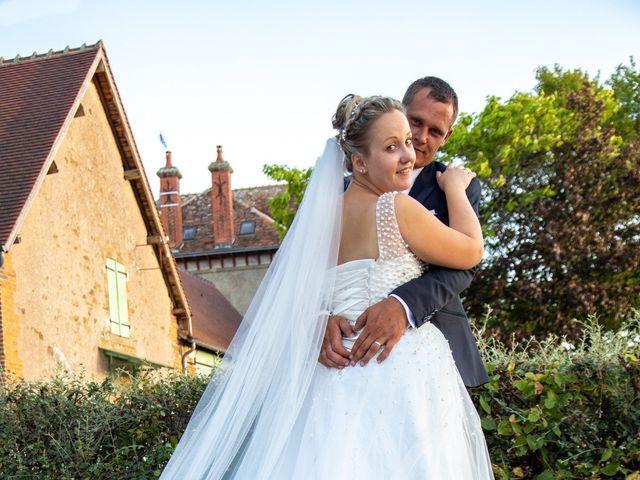 Le mariage de Romain et Sarah à Cosne-d'Allier, Allier 5