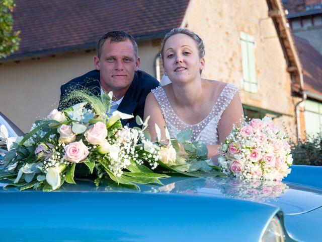 Le mariage de Romain et Sarah à Cosne-d'Allier, Allier 6