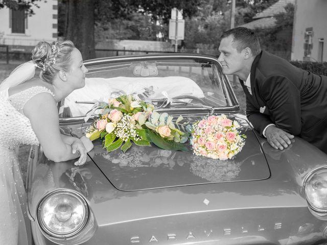 Le mariage de Romain et Sarah à Cosne-d'Allier, Allier 7