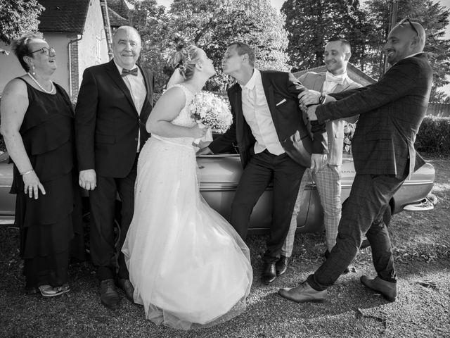 Le mariage de Romain et Sarah à Cosne-d'Allier, Allier 26