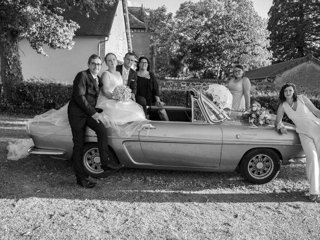 Le mariage de Romain et Sarah à Cosne-d'Allier, Allier 28