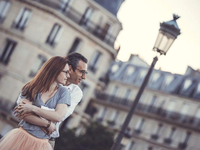 Le mariage de Xavier et Alexandra à Meudon, Hauts-de-Seine 2