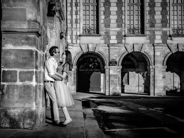 Le mariage de Xavier et Alexandra à Meudon, Hauts-de-Seine 4