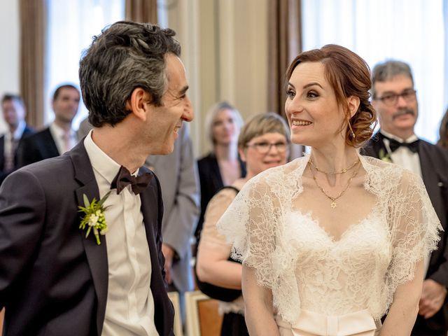 Le mariage de Xavier et Alexandra à Meudon, Hauts-de-Seine 9