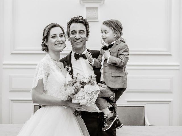 Le mariage de Xavier et Alexandra à Meudon, Hauts-de-Seine 10
