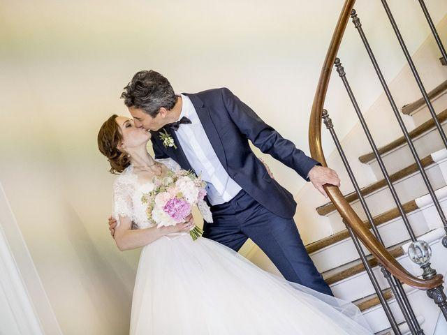 Le mariage de Xavier et Alexandra à Meudon, Hauts-de-Seine 11