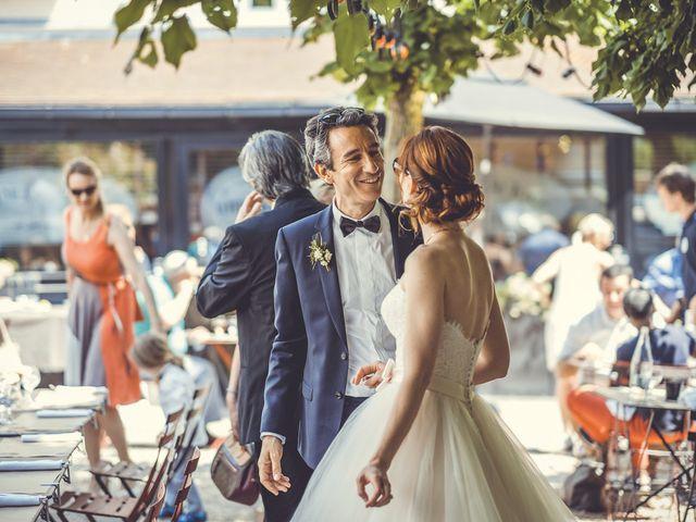 Le mariage de Xavier et Alexandra à Meudon, Hauts-de-Seine 12