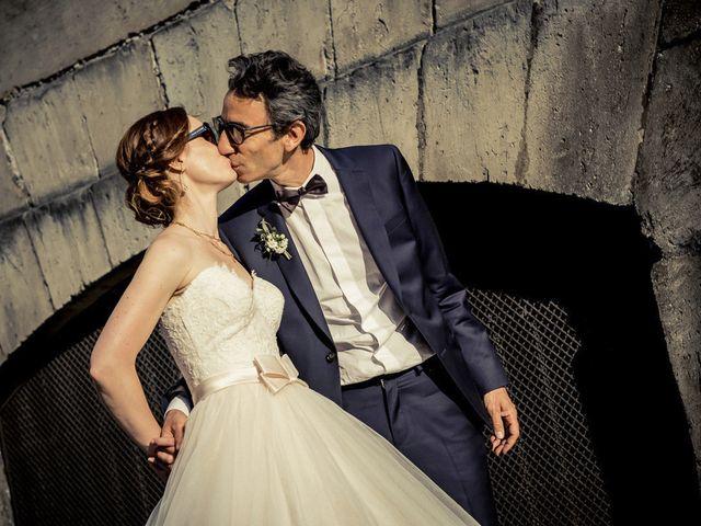 Le mariage de Alexandra et Xavier