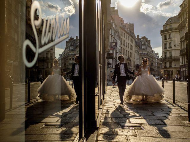 Le mariage de Xavier et Alexandra à Meudon, Hauts-de-Seine 15