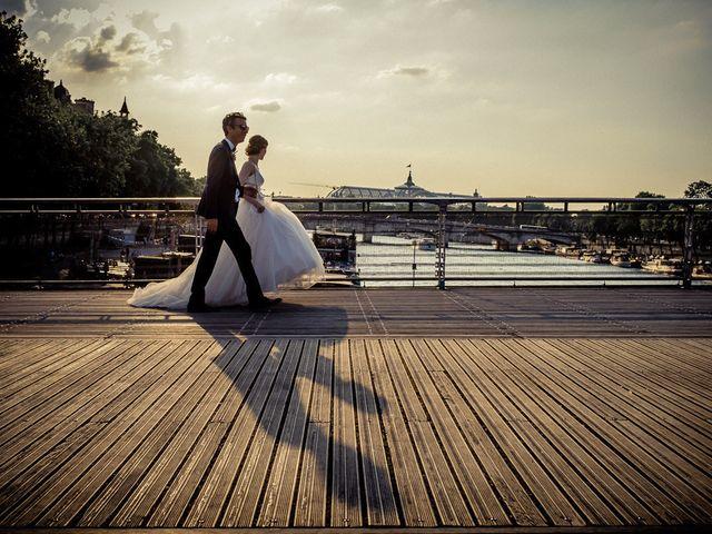 Le mariage de Xavier et Alexandra à Meudon, Hauts-de-Seine 16