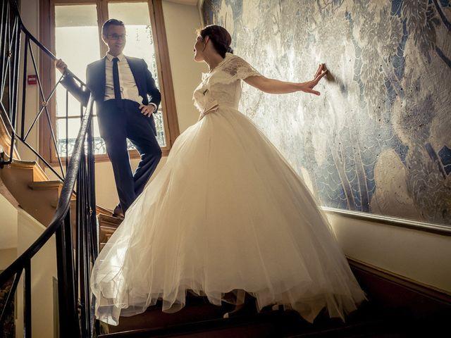 Le mariage de Xavier et Alexandra à Meudon, Hauts-de-Seine 24