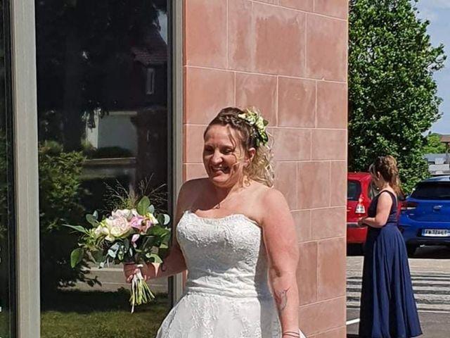 Le mariage de Grégory  et Elisa à Guewenheim, Haut Rhin 2