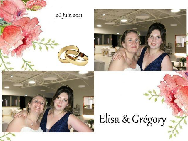 Le mariage de Grégory  et Elisa à Guewenheim, Haut Rhin 1