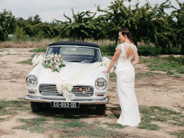 Le mariage de Mickael et Audrey à Cucuron, Vaucluse 30