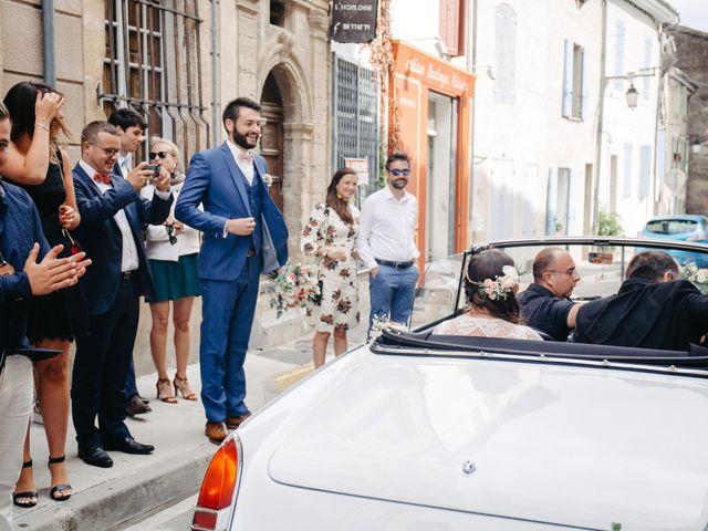 Le mariage de Mickael et Audrey à Cucuron, Vaucluse 35