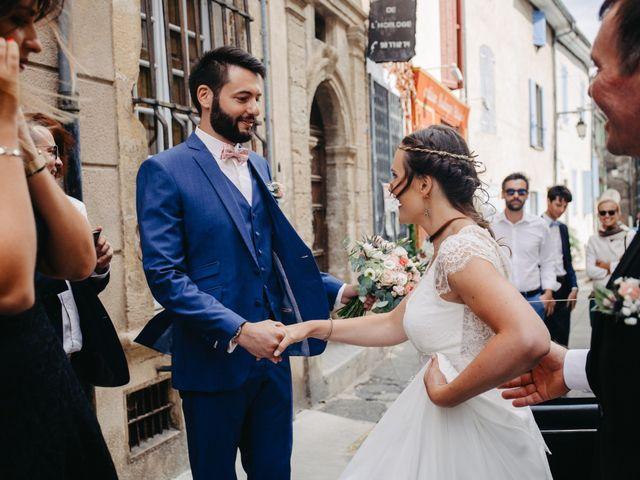 Le mariage de Mickael et Audrey à Cucuron, Vaucluse 36