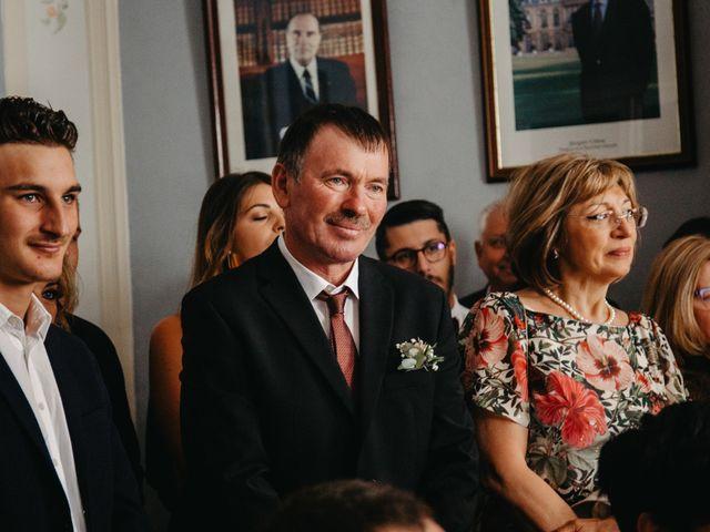 Le mariage de Mickael et Audrey à Cucuron, Vaucluse 45