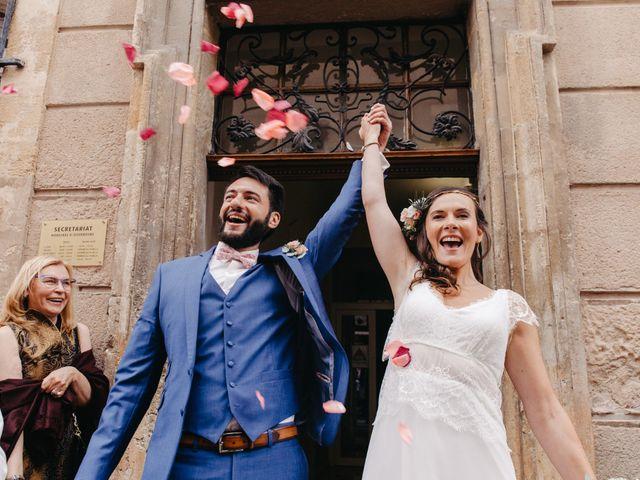 Le mariage de Mickael et Audrey à Cucuron, Vaucluse 54