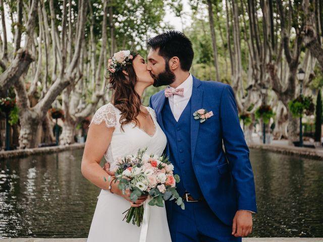 Le mariage de Mickael et Audrey à Cucuron, Vaucluse 55
