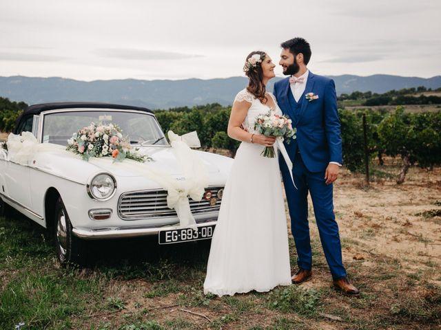 Le mariage de Mickael et Audrey à Cucuron, Vaucluse 56