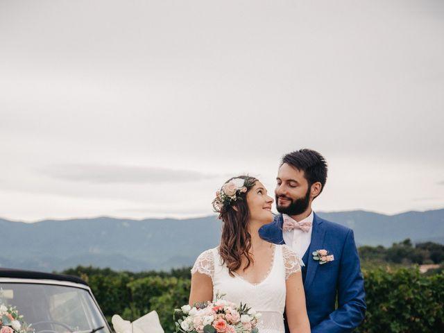 Le mariage de Mickael et Audrey à Cucuron, Vaucluse 57