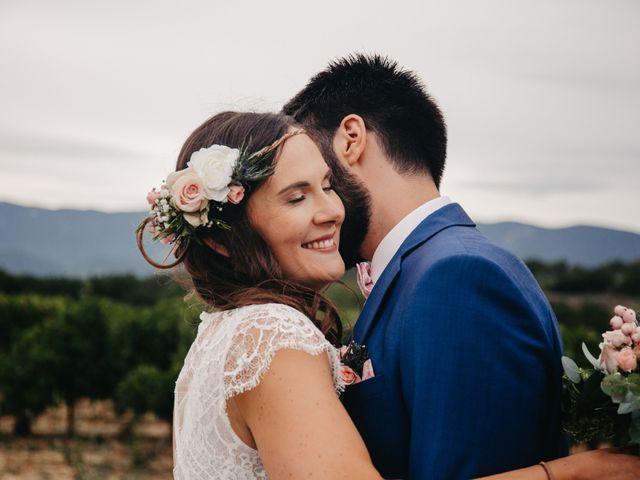 Le mariage de Mickael et Audrey à Cucuron, Vaucluse 58