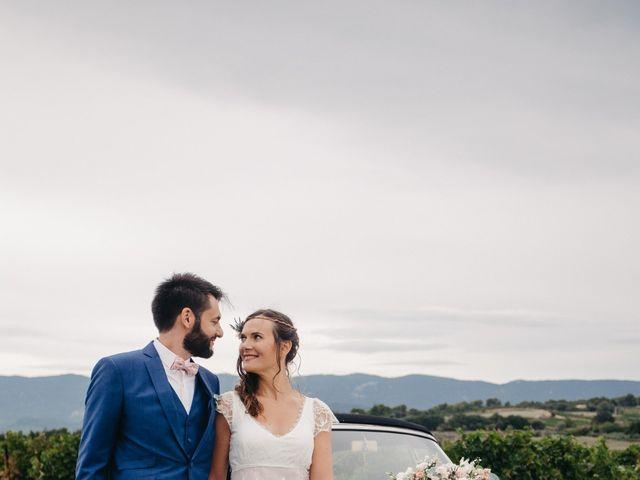 Le mariage de Mickael et Audrey à Cucuron, Vaucluse 61
