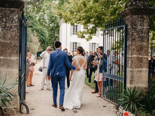 Le mariage de Mickael et Audrey à Cucuron, Vaucluse 63