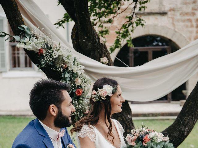 Le mariage de Mickael et Audrey à Cucuron, Vaucluse 76