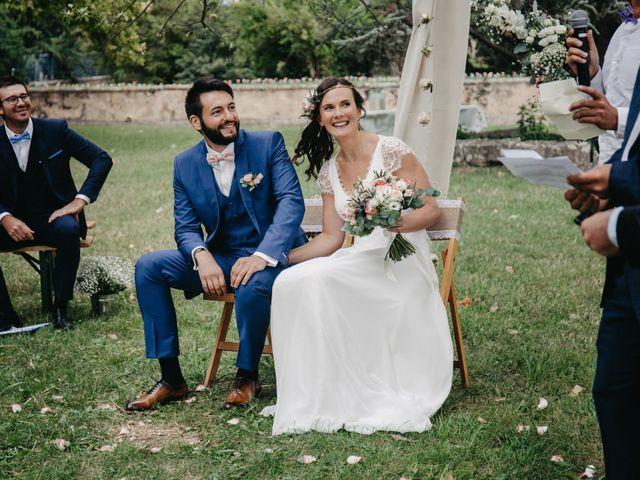 Le mariage de Mickael et Audrey à Cucuron, Vaucluse 77