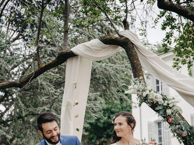 Le mariage de Mickael et Audrey à Cucuron, Vaucluse 78