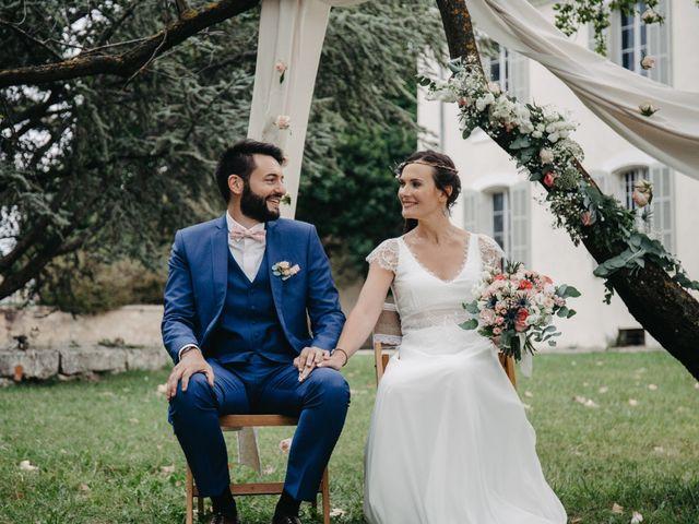 Le mariage de Mickael et Audrey à Cucuron, Vaucluse 79