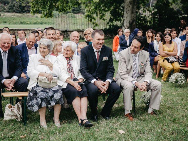 Le mariage de Mickael et Audrey à Cucuron, Vaucluse 83
