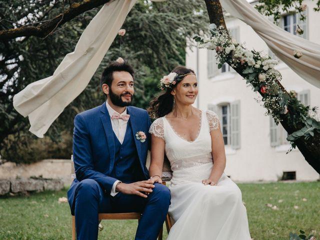 Le mariage de Mickael et Audrey à Cucuron, Vaucluse 85