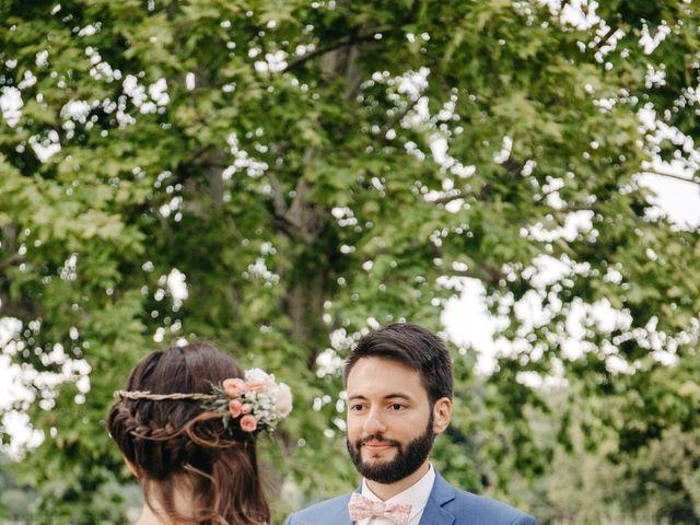 Le mariage de Mickael et Audrey à Cucuron, Vaucluse 89