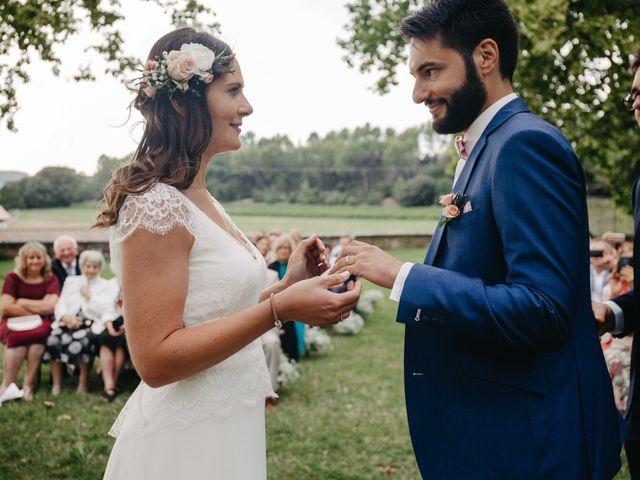 Le mariage de Mickael et Audrey à Cucuron, Vaucluse 93