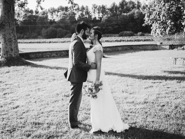 Le mariage de Mickael et Audrey à Cucuron, Vaucluse 106