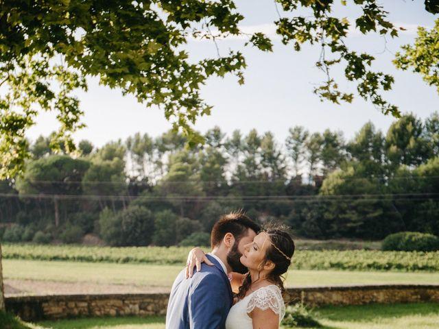 Le mariage de Mickael et Audrey à Cucuron, Vaucluse 107