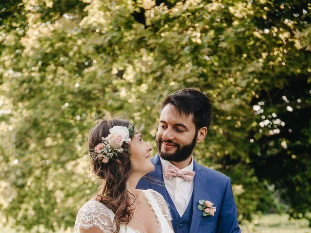 Le mariage de Mickael et Audrey à Cucuron, Vaucluse 117