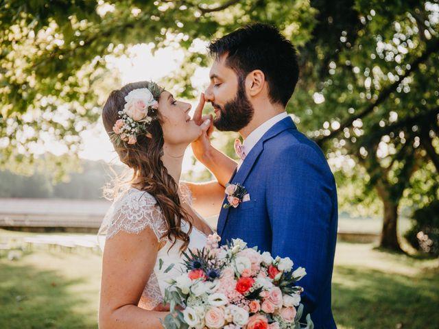 Le mariage de Mickael et Audrey à Cucuron, Vaucluse 122