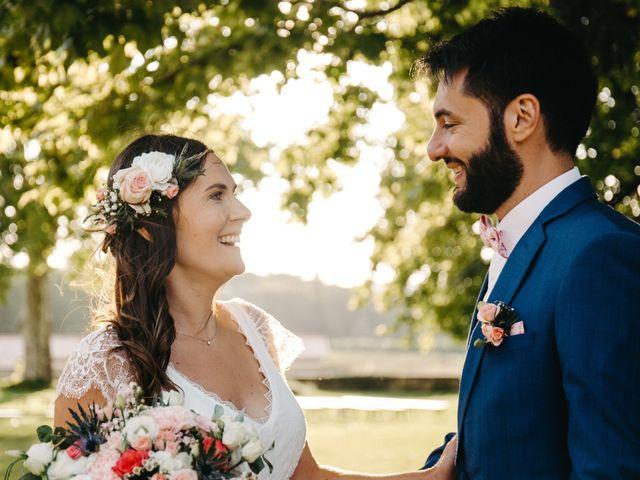 Le mariage de Mickael et Audrey à Cucuron, Vaucluse 123