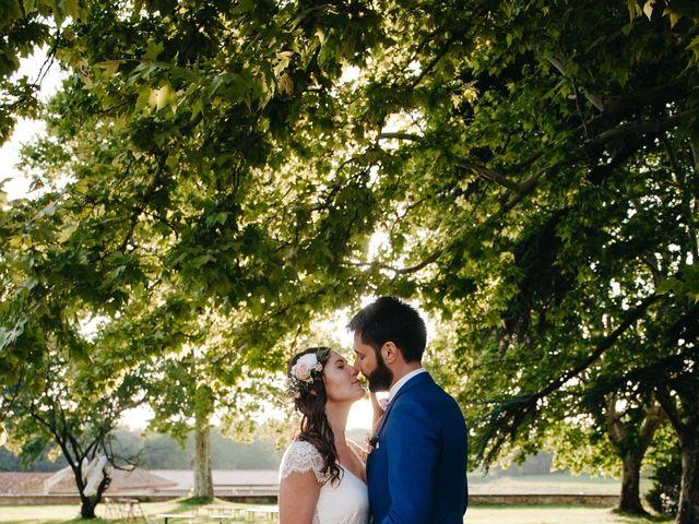 Le mariage de Mickael et Audrey à Cucuron, Vaucluse 125