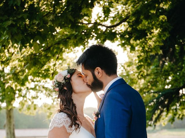Le mariage de Mickael et Audrey à Cucuron, Vaucluse 126